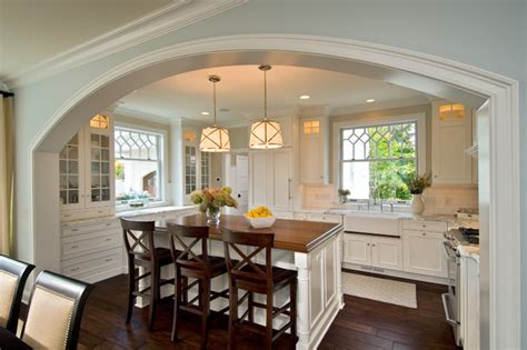 Kitchen Lighting Houzz 2009 Showcase Home On Park Alley Traditional Kitchen
