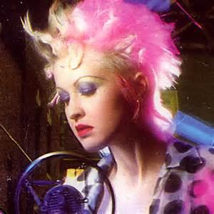 true colors by cyndi lauper 80s fashion will save the world comediva