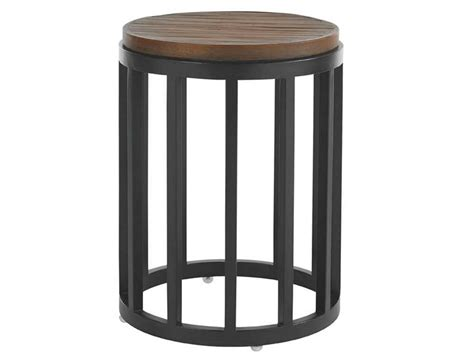 outdoor accent table tommy bahama outdoor ocean club pacifica aluminum 17