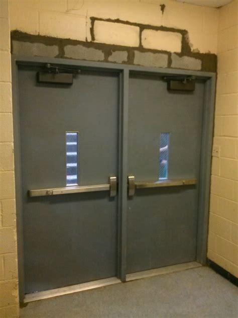 panic bars for glass doors doors