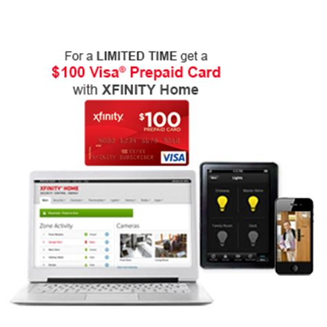 xfinity home your total home security and solution