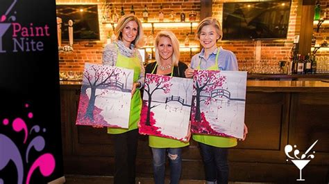 paint nite nyc paint nite new york discount tickets deal rush49