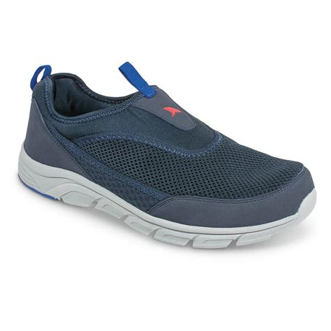 Rugged Shark by Rugged Shark Aquamesh4 Slip On Shoes 656044 Boat