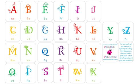 printable flash cards of the alphabet alphabet flashcards upper and lowercase instant download