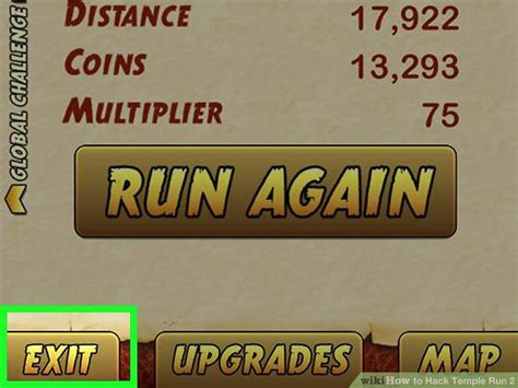 how to hack temple run 2 in tizen how to hack temple run 2 9 steps with pictures wikihow
