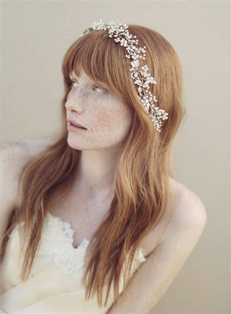 Wedding Hair Tiara by Wedding Hairstyle With Tiara