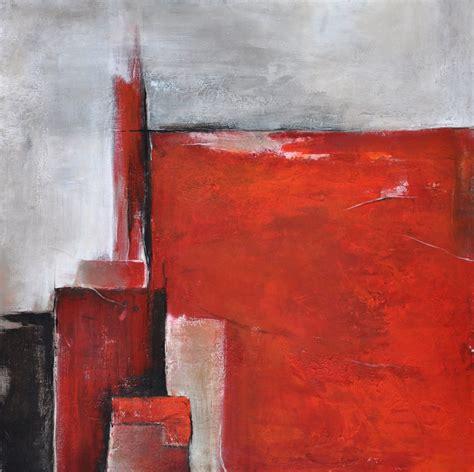 rot weiß schranke acrylbilder grau rot raum und m 246 beldesign inspiration