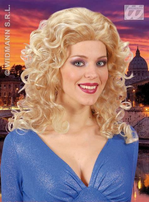 Britneys Hair On Ebay by Curly Wig Dallas Pop Dolly