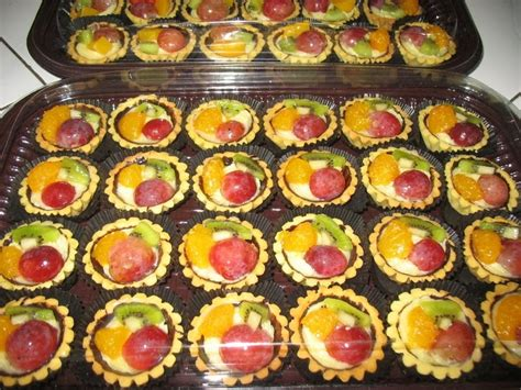 Mini 3 Surabaya mamaken cakery mini fruit pie