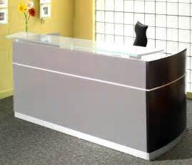 Modern Office Reception Desk Modern Reception Desks