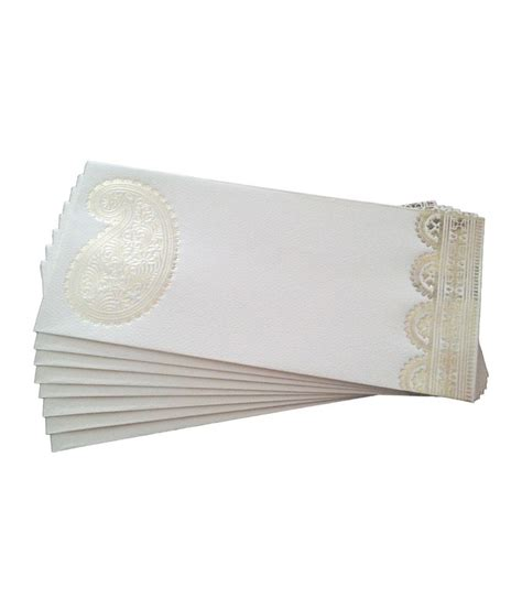 Return Item Bought With Gift Card For Cash - buy vardhaman cards white paper fancy board shagun envelopes at best prices in india