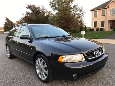 audi 1 8t engine for sale 2001 audi a4 1 8t quattro avant german cars for sale