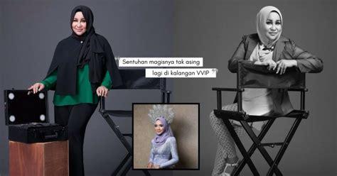 Makeup Saidatulnisa bila makeup artist tersohor ini komen tentang lambakan