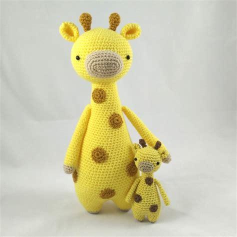 pattern for amigurumi giraffe mini giraffe amigurumi pattern amigurumipatterns net