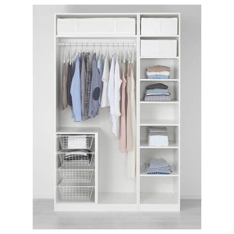 Garde Robe Pax by Pax Armoire Penderie 150x58x236 Cm Ikea Home