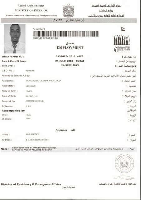 emirates visa dubai qatar and uae general visa enquiries travel 90 nigeria
