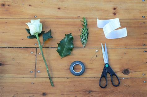 Handmade Buttonholes How To Make - more boutonniere inspiration