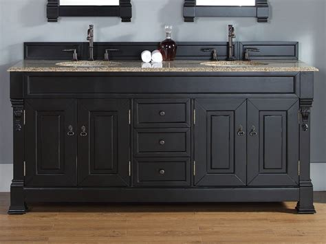 Antique Black Bathroom Vanity updating with antique bathroom vanity interior design inspirations