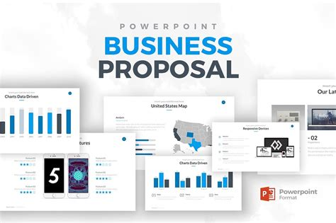 presenting a business template 17 professional powerpoint templates for business