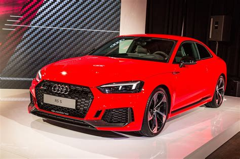 Rs 5 Audi by 2018 Audi Rs 5 Confirmed For U S Audi Sport Launches In