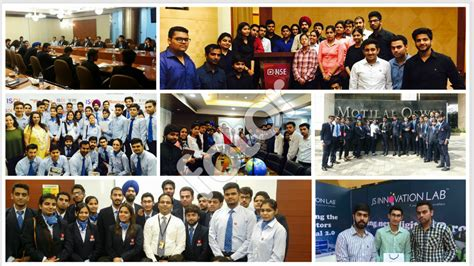 Mba In Financial Markets In Mumbai by Cbs Students Attend 12 Days Market Exposure Program At