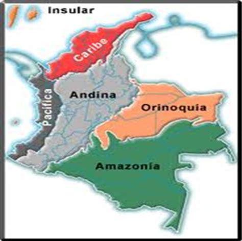imagenes regiones naturales de colombia regiones geograficas de colombia conociento las regiones