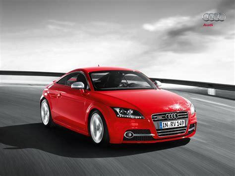 Audi Tts Coupe by Audi Tts Coupe Preisliste Technische Daten Und Verbrauch
