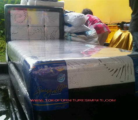 Kasur Central Sporty bed toko kasur bed murah simpati furniture