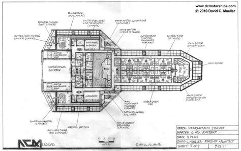 starship floor plans starships steadfast gundalpia and karokh projects