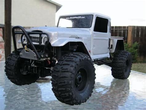 Toyota Rc Crawler Rc Rock Crawler