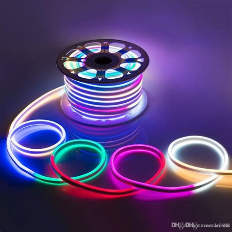 multi color led outdoor multi color led rope lights outdoor lighting ideas