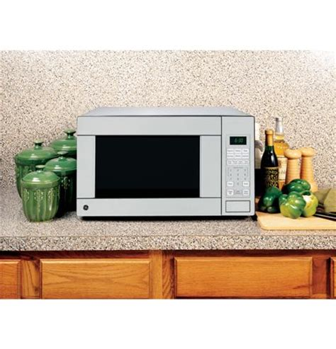 Ge 1 1 Cu Ft Capacity Countertop Microwave Oven Jes1142sj by Ge Ge 194 174 1 1 Cu Ft Capacity Countertop Microwave Oven