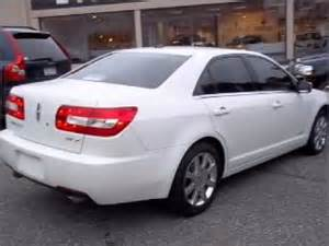2008 lincoln mkz problems online manuals and repair