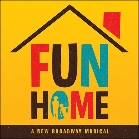 fun house musical fun home a new broadway musical cast recording cd