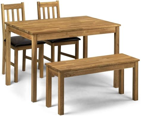 buy julian bowen coxmoor oak rectangular dining set with 2