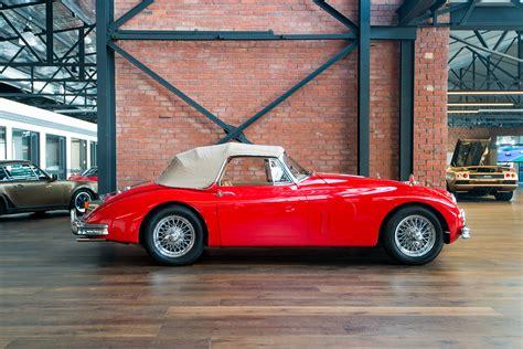 jaguar xk dhc richmonds classic  prestige cars