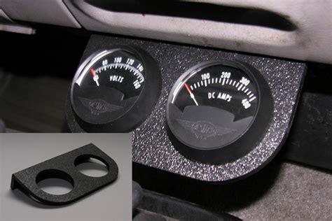 gauge panel shunt voltmeter ammeter gauges ev soc state