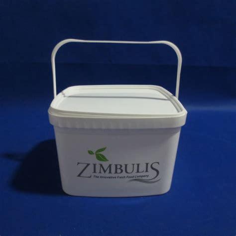 1 gallon food grade food grade 1 gallon plastic pail packs square