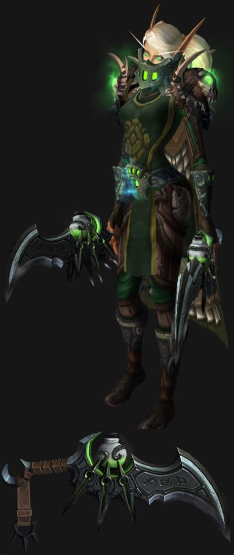 Wow Detox Monk by 16 Best Wow Transmog Images On A Blood