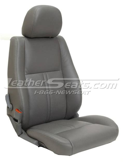 2007 Jeep Grand Seat Covers Sell Grey Gray Padded Synthetic Leather Car Truck Suv High