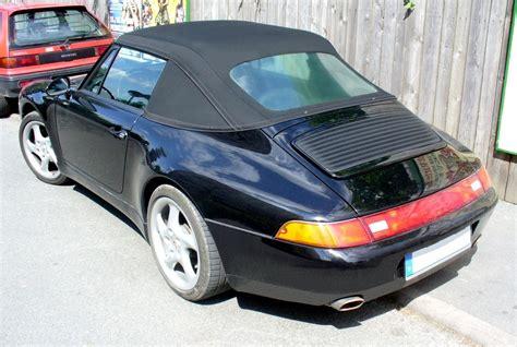 Ankauf Porsche by Ankauf Porsche 993 Mit Motorschaden