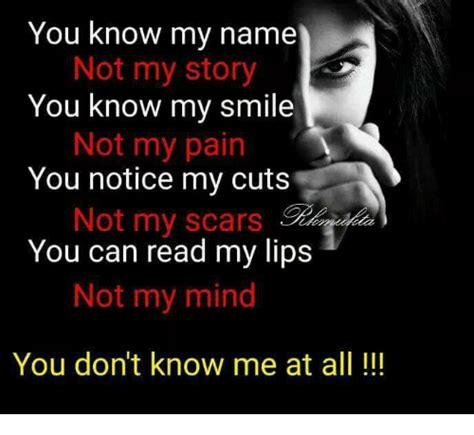 robicheaux you know my 25 best about scars scars