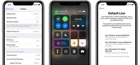 does iphone xs support dual sim easyacc media center