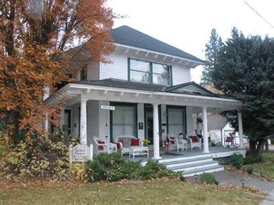 bed and breakfast bend oregon sather house b b bend oregon bed and breakfast on waymarking com