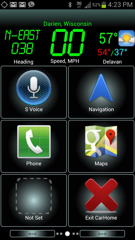 car mode app missing from samsung galaxy s iii