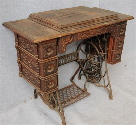 singer sewing machine cabinet styles early singer no 5 treadle cabinet a true victorian