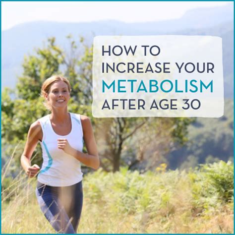 Mba After 30 Years Of Age by How To Increase Your Metabolism After Age 30