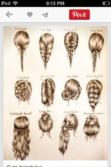 and easy hairstyles for hair for school these are some easy hairstyles for school or a