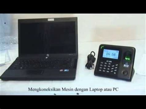 Absensi Sidik Jari Biofinger Tm 600 biofinger videolike