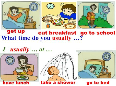what time do you go to bed what time do you go to school ppt video online download